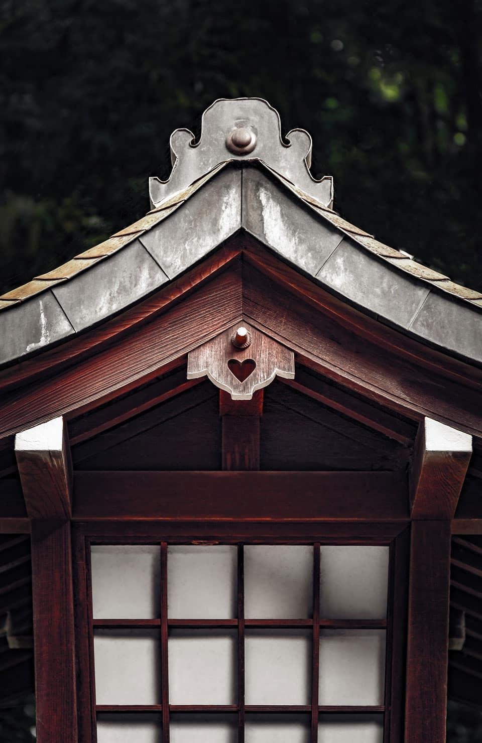 Les coins romantiques au Japon