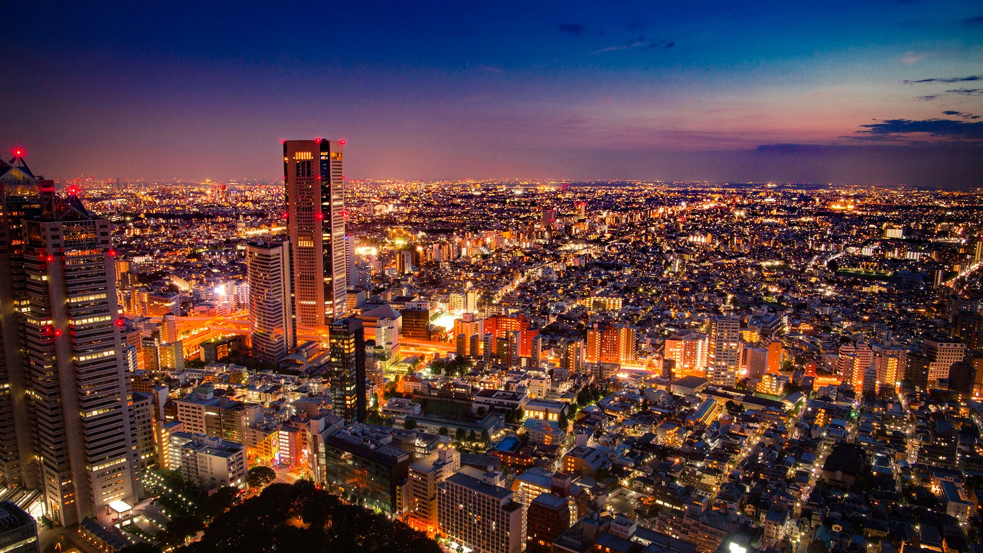 Ville Japon Tokyo