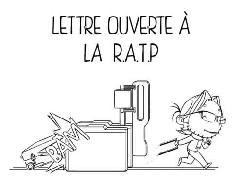 Chère RATP